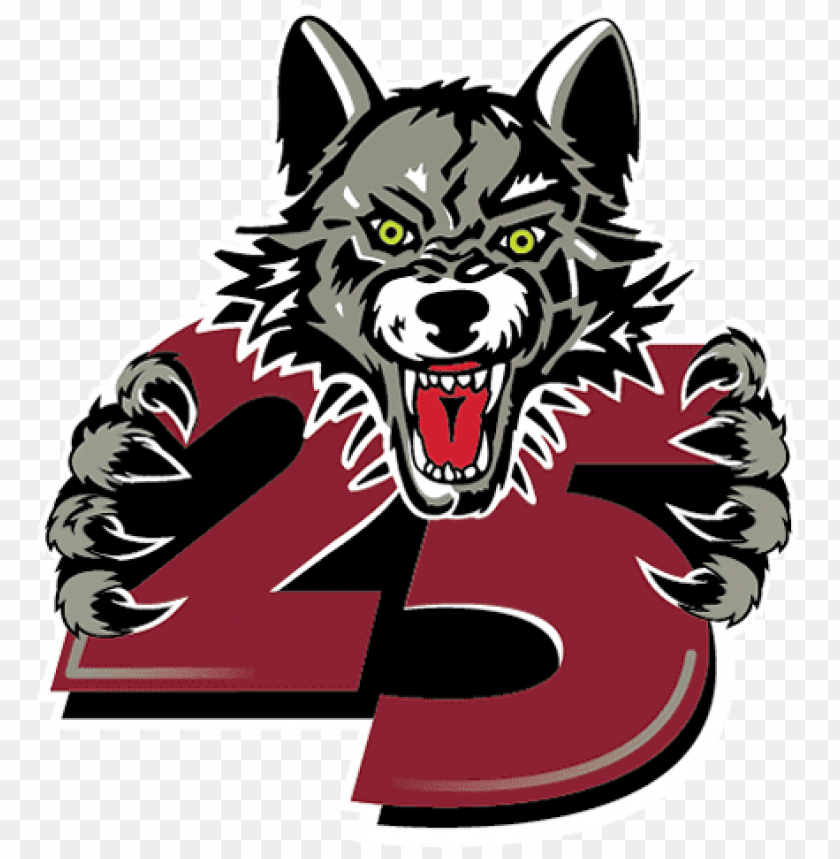 free PNG chicago wolves - chicago wolves 25th anniversary PNG image with transparent background PNG images transparent