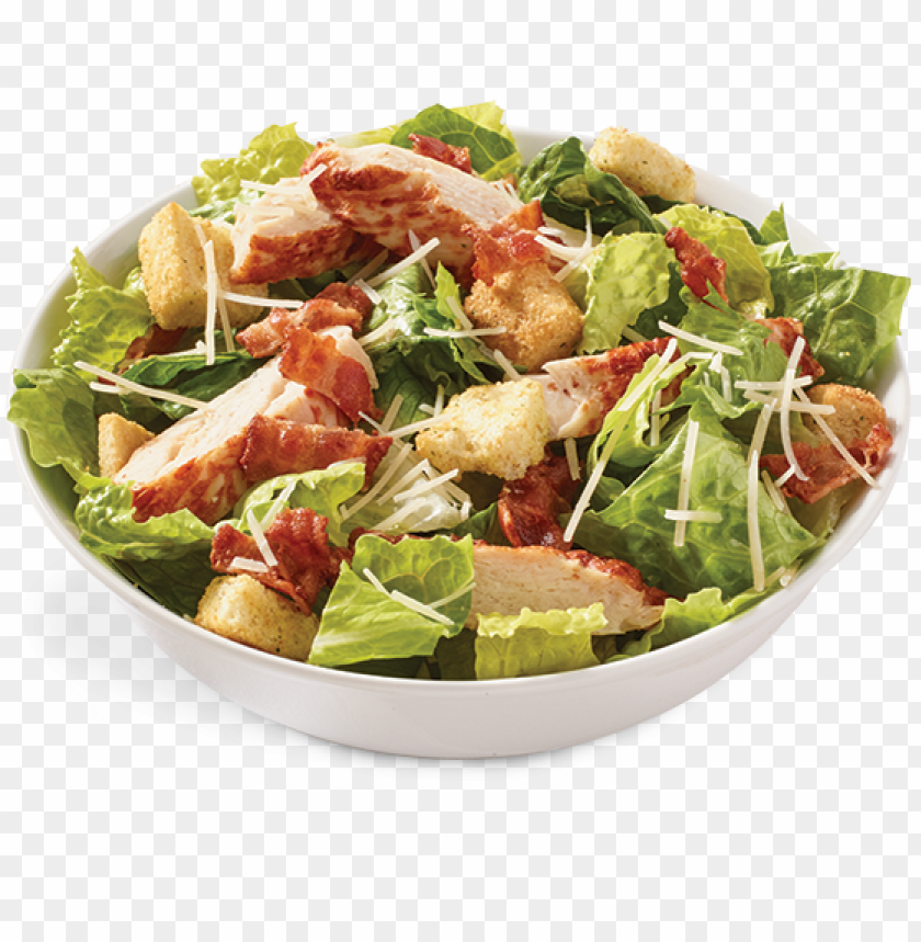 free PNG chicken caesar salad - chicken caesar salad PNG image with transparent background PNG images transparent