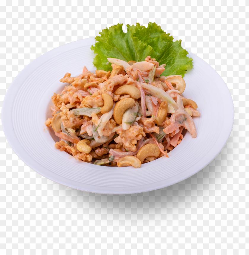free PNG chicken cashew nut salad ৳495 - pasta salad PNG image with transparent background PNG images transparent
