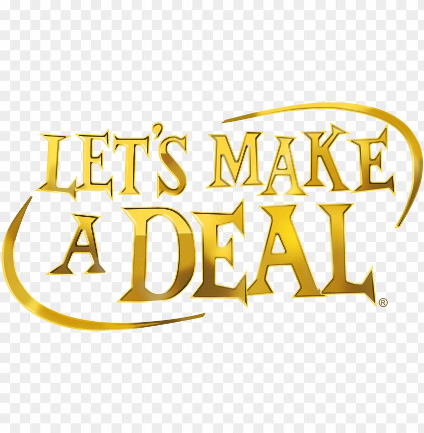free PNG chip ragsdale make a deal - lets make a deal logo PNG image with transparent background PNG images transparent