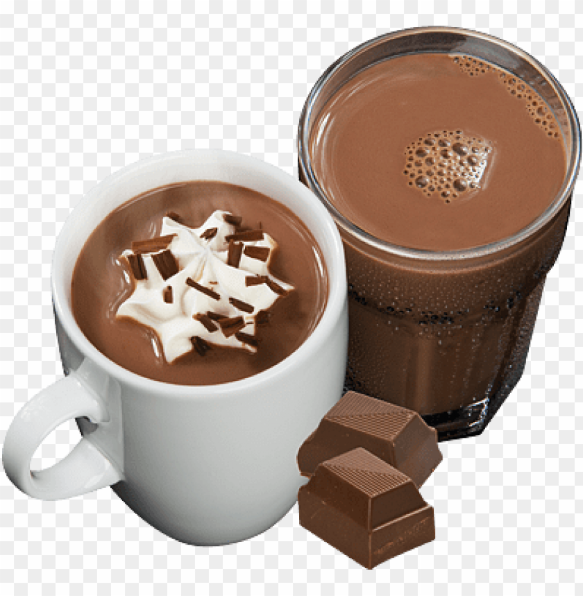 free PNG chocolate milk - hot chocolate milk PNG image with transparent background PNG images transparent