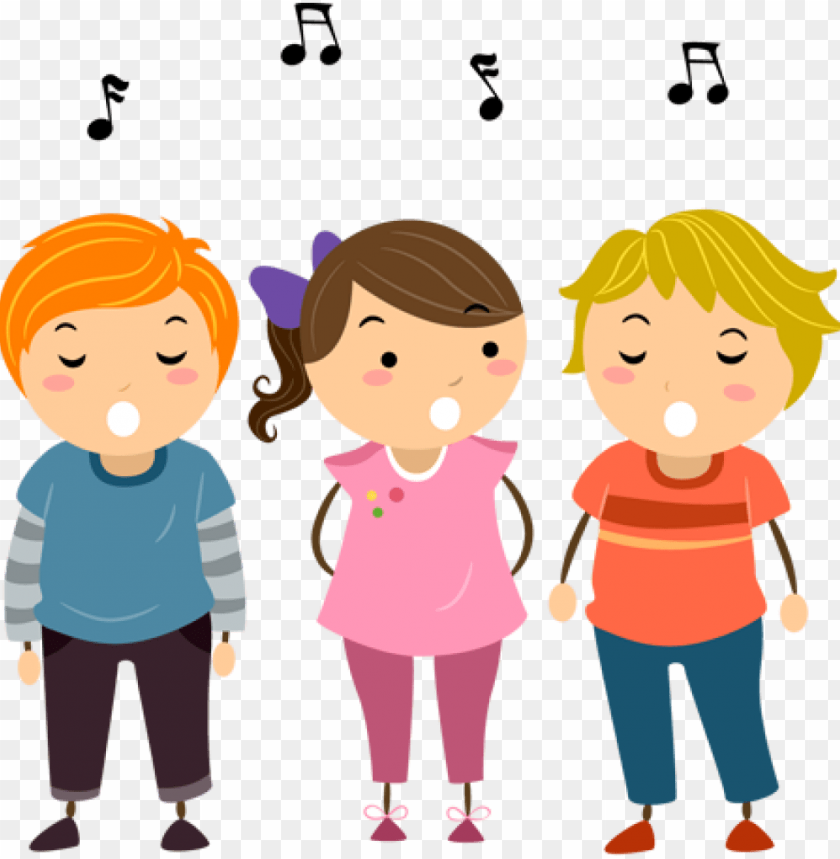 Choir Clip Art Choir Clip Art Free Download Clipart Elementary Music Png Image With Transparent Background Toppng
