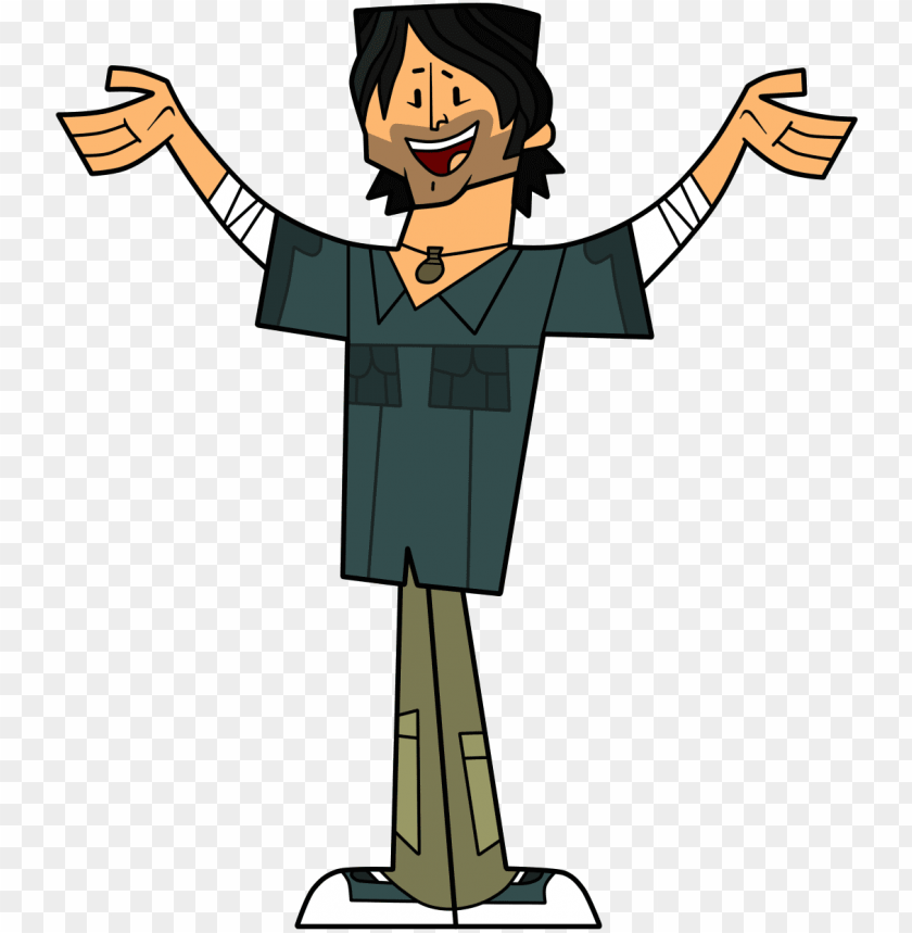 free PNG chris total drama wiki fandom powered by wikia - total drama characters chris PNG image with transparent background PNG images transparent