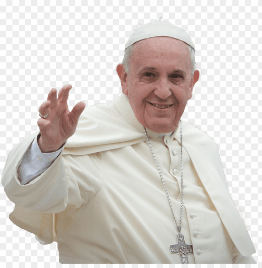 free PNG christianity - pope francis free PNG image with transparent background PNG images transparent