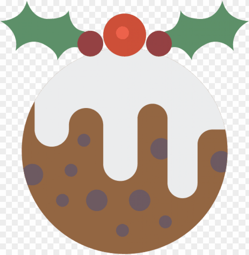 free PNG christmas, christmas, pudding, dessert, xmas icon, - christmas pudding icon PNG image with transparent background PNG images transparent