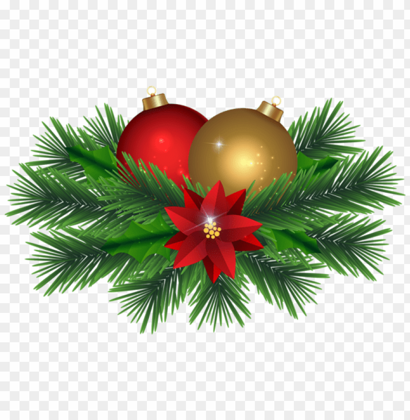 Christmas Decor Png Images Toppng