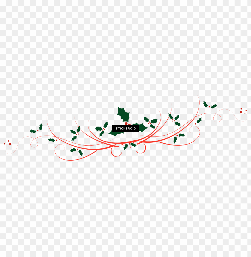 christmas dividers - christmas divider PNG image with transparent background@toppng.com