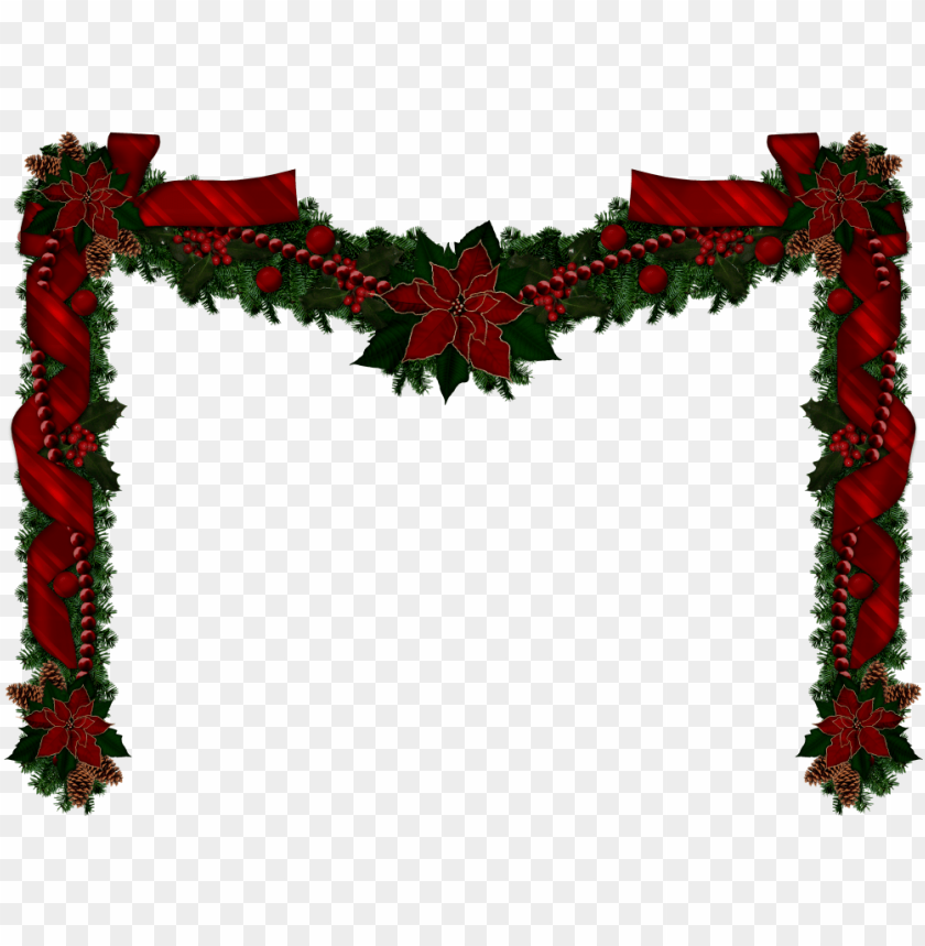 christmas garlands christmas clipart rustic christmas transparent christmas garland clipart png image with transparent background toppng transparent christmas garland clipart