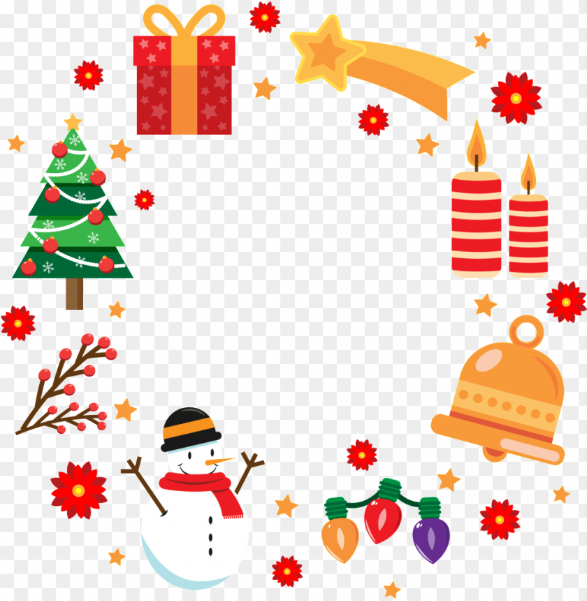 Christmas Gift Big Collection Png Element Png Natal Desenho Png