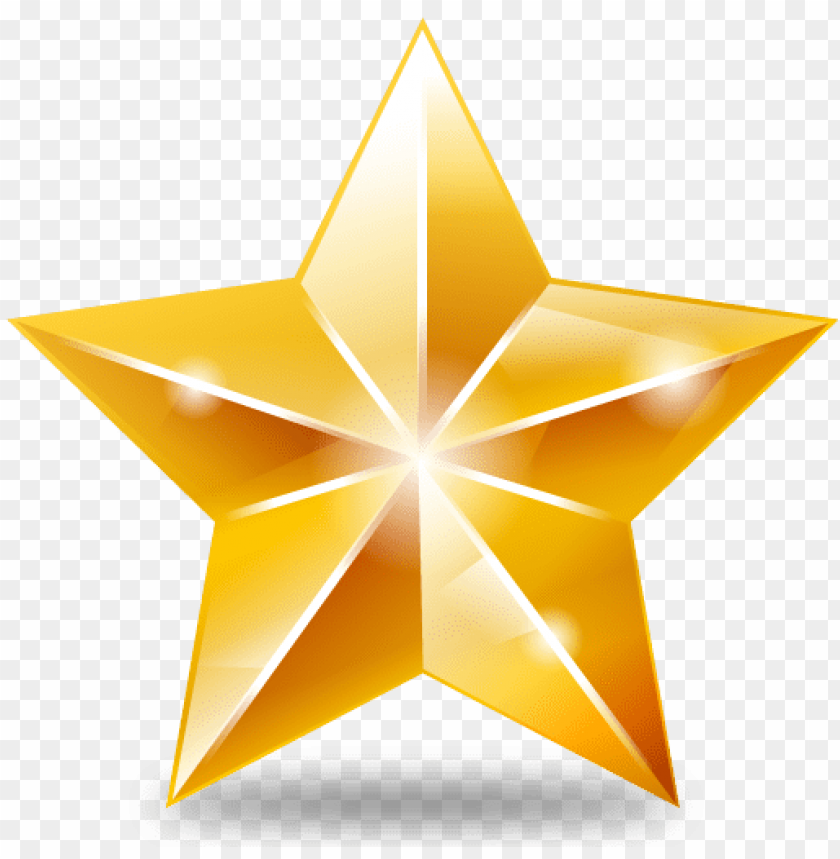 free PNG Download christmas gold star clipart png photo   PNG images transparent