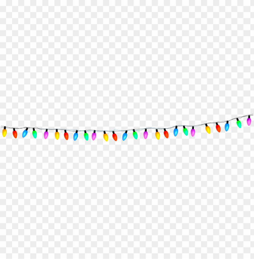 free PNG Download christmas lights clipart png photo   PNG images transparent