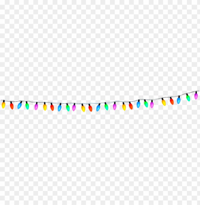 free PNG christmas lights transparent PNG Images PNG images transparent