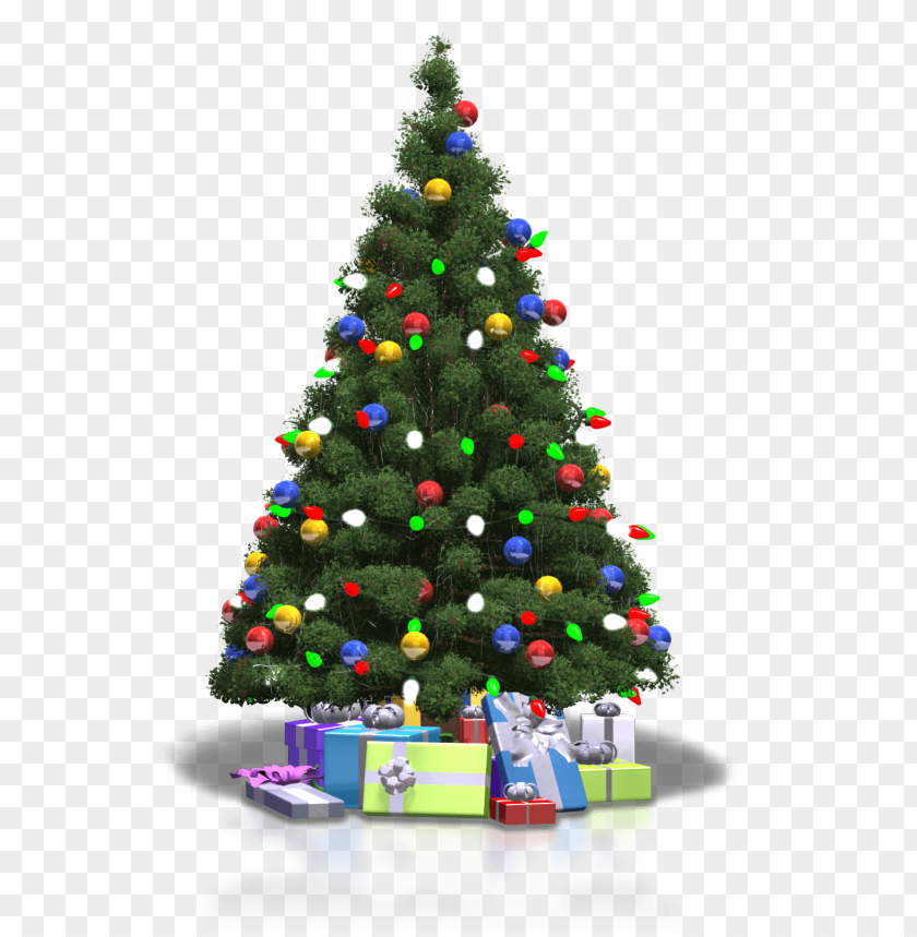 free PNG Download christmas tree png clipart png photo   PNG images transparent