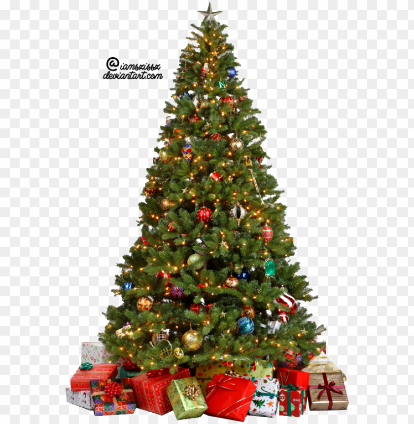 free PNG christmas tree transparent background - christmas tree no background PNG image with transparent background PNG images transparent