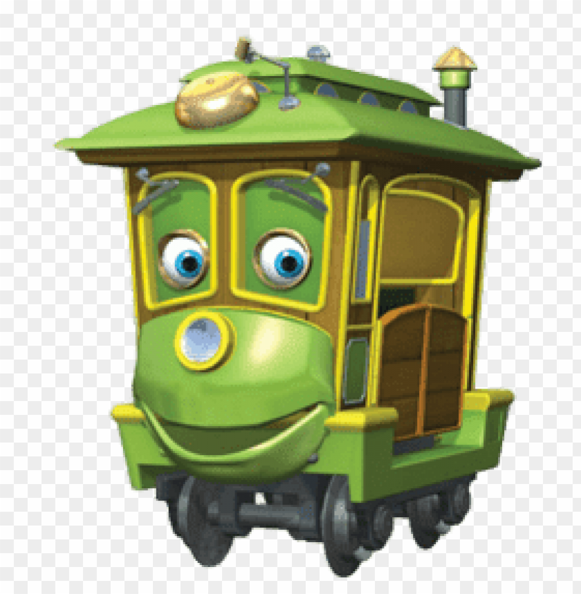 free PNG Download chuggington character zephie the trolley car clipart png photo   PNG images transparent