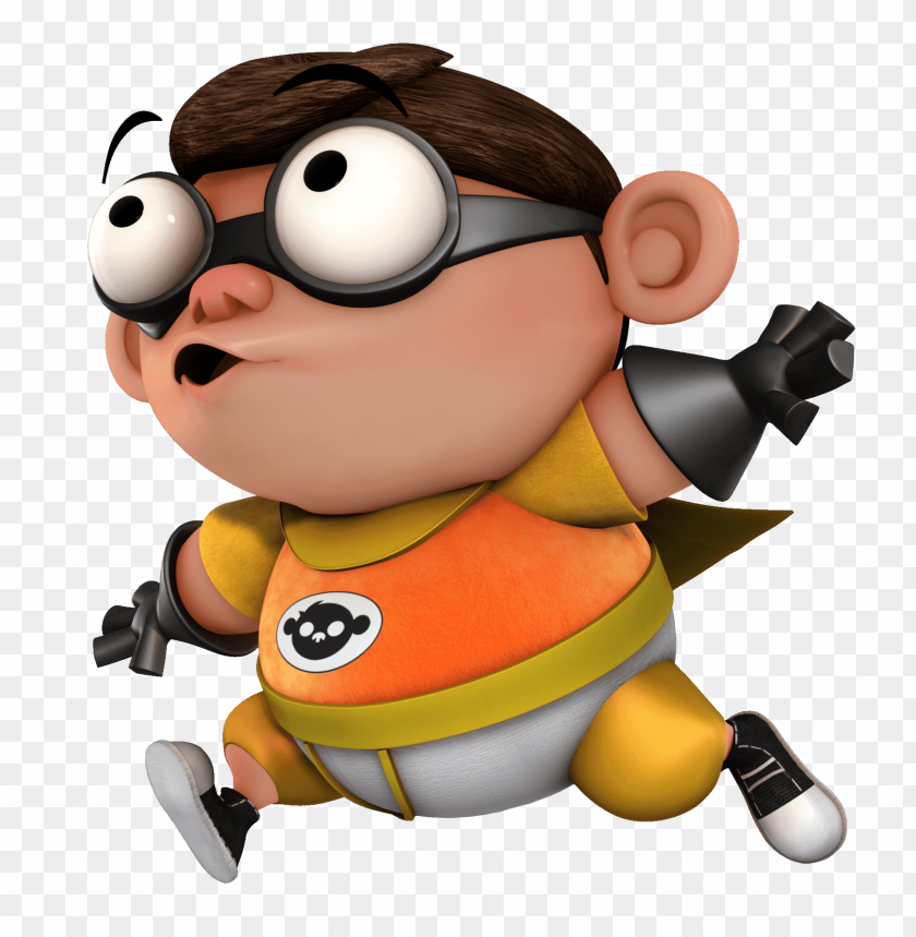free PNG Download chum chum running clipart png photo   PNG images transparent