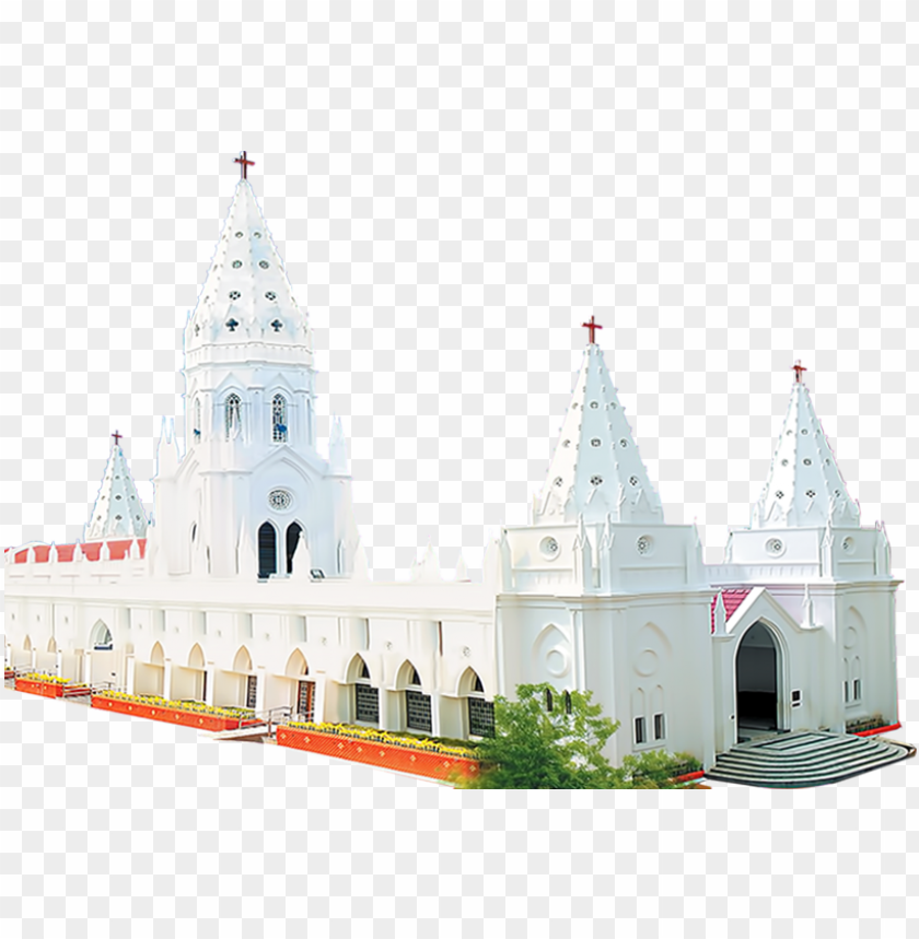free PNG church - velankanni church images PNG image with transparent background PNG images transparent