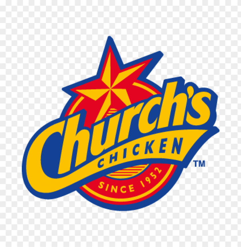 free PNG church's chicken vector logo PNG images transparent