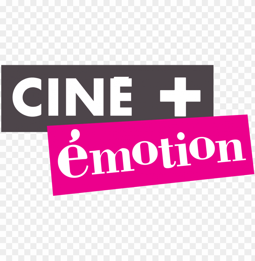 free PNG ciné+ emotio PNG image with transparent background PNG images transparent