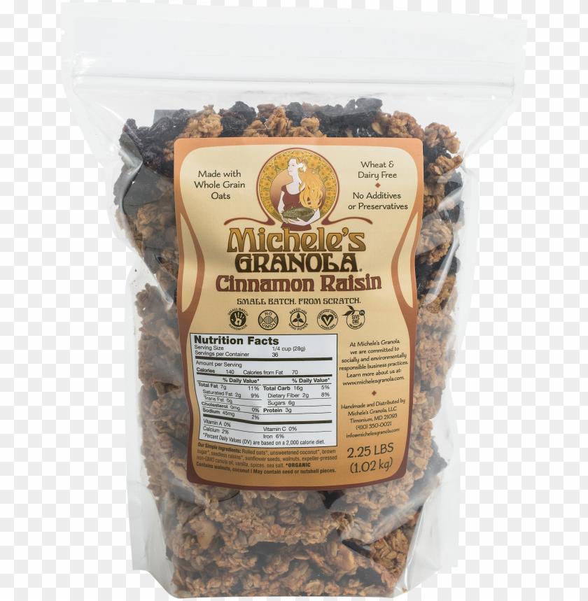free PNG cinnamon raisin bulk cinnamon raisin bulk - michele's granola pumpkin spice snacks - 12 oz box PNG image with transparent background PNG images transparent