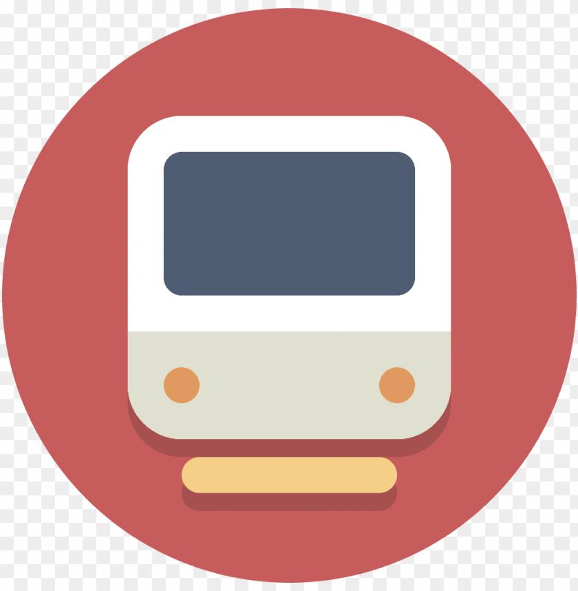 free PNG circle icons train - train icon circle png - Free PNG Images PNG images transparent