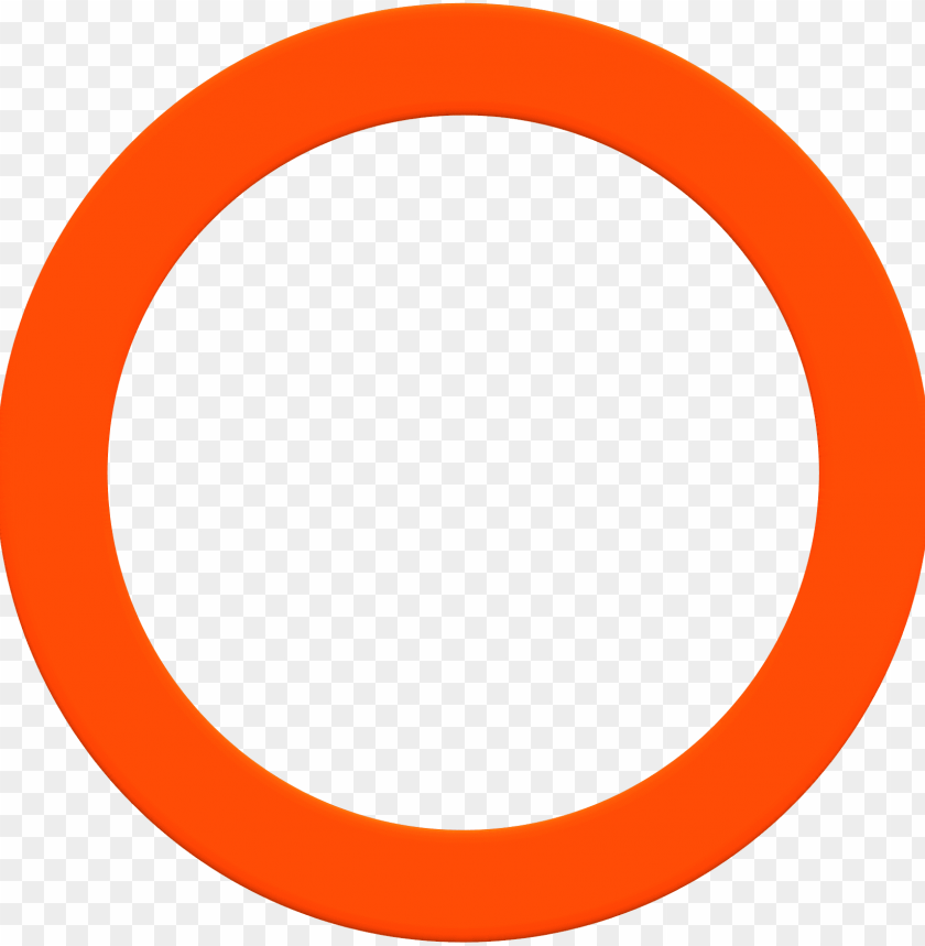 circle png image - dark red circle outline PNG image with
