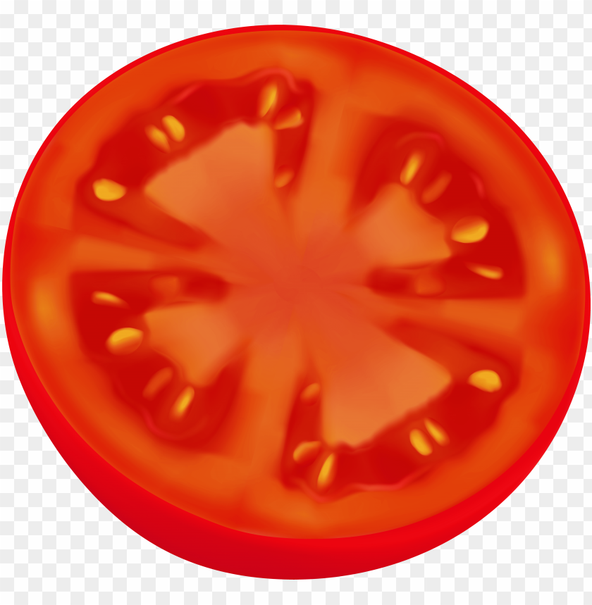 free PNG circle sliced tomato image PNG image with transparent background PNG images transparent