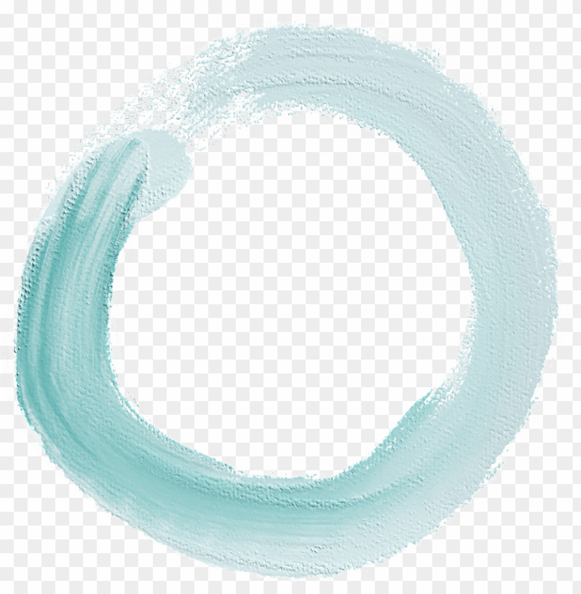 free PNG circle stroke brush paint art watercolor ink frame - circle PNG image with transparent background PNG images transparent
