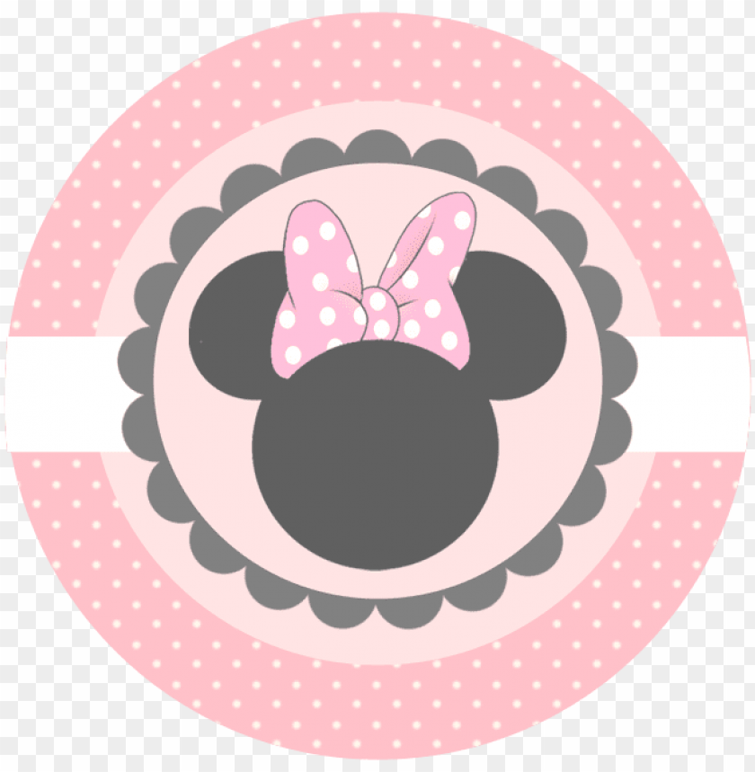 free PNG circulo minnie PNG image with transparent background PNG images transparent