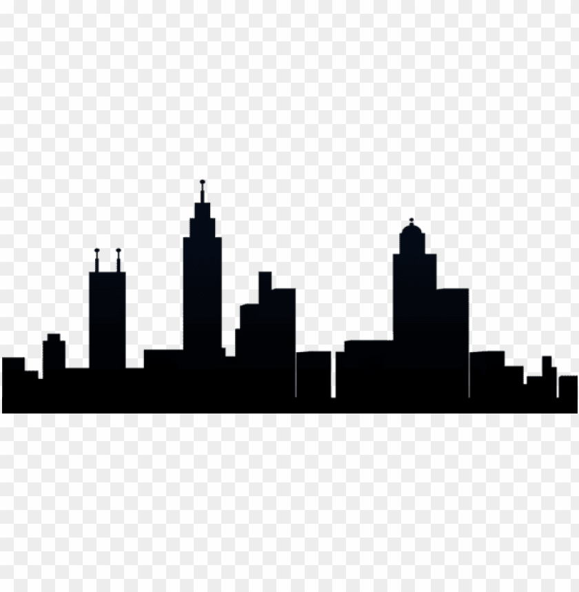 free PNG city silhouette png - Free PNG Images PNG images transparent