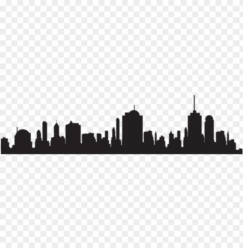 free PNG city silhouette png png - Free PNG Images PNG images transparent