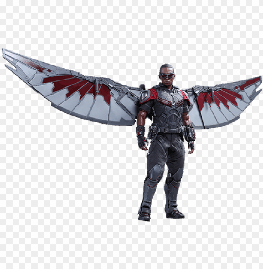 free PNG civil war - falcon: captain america civil war: hot toys PNG image with transparent background PNG images transparent