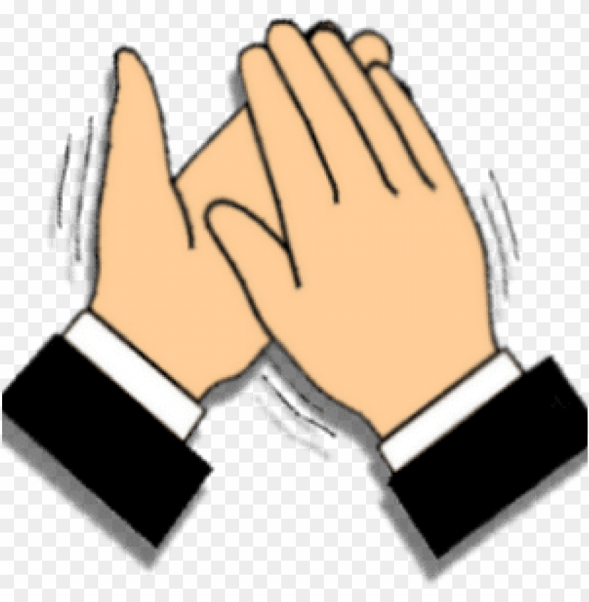 download clapping hands clipart clipart png photo | toppng  toppng