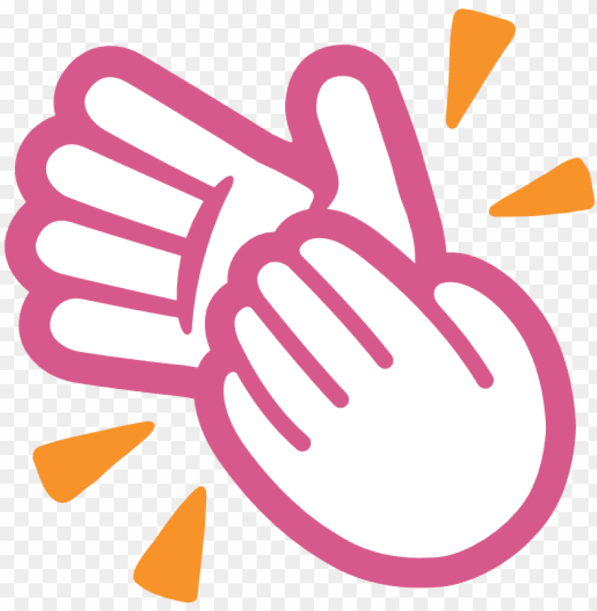 free PNG Download clapping hands sign em clipart png photo   PNG images transparent