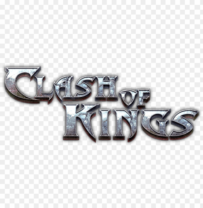 free PNG clash of kings - clash of kings logo PNG image with transparent background PNG images transparent