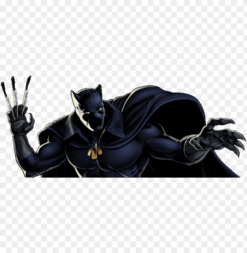 free PNG classic panther - black panther marvel avengers PNG image with transparent background PNG images transparent