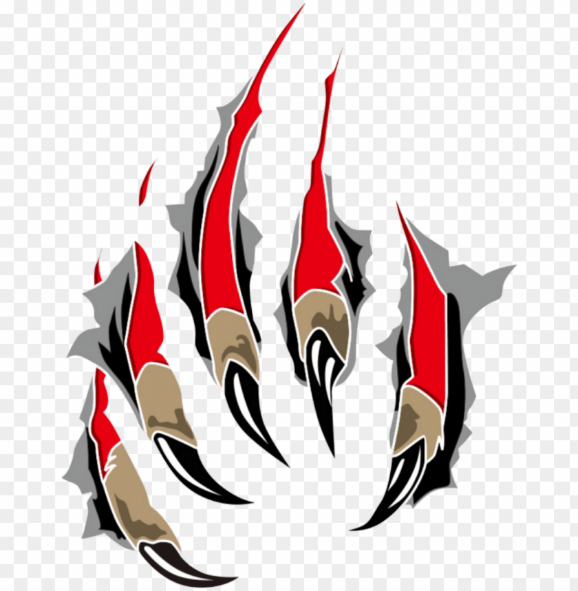 Transparent Roblox Scratch Claws Clawmarks Redclawmarks Scratches Redscratches Tiger Scratch Png Image With Transparent Background Toppng