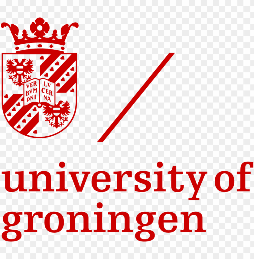 Click Here For The Vertical Version University Of Groningen Logo Png Image With Transparent Background Toppng