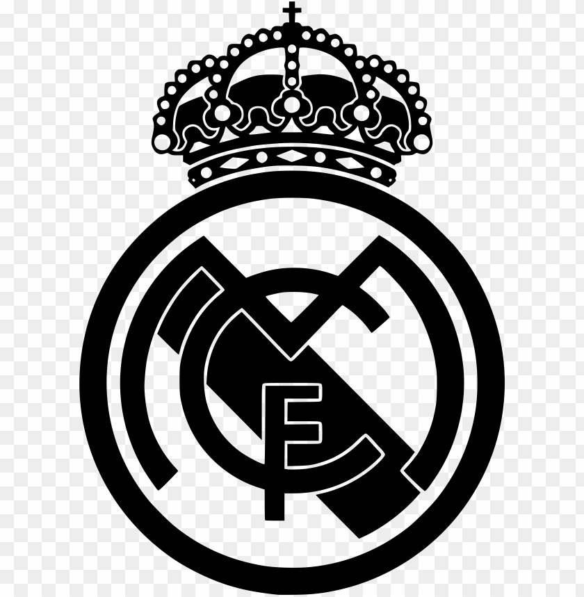 Click To Download Real Madrid Logo Sv Png Image With Transparent Background Toppng