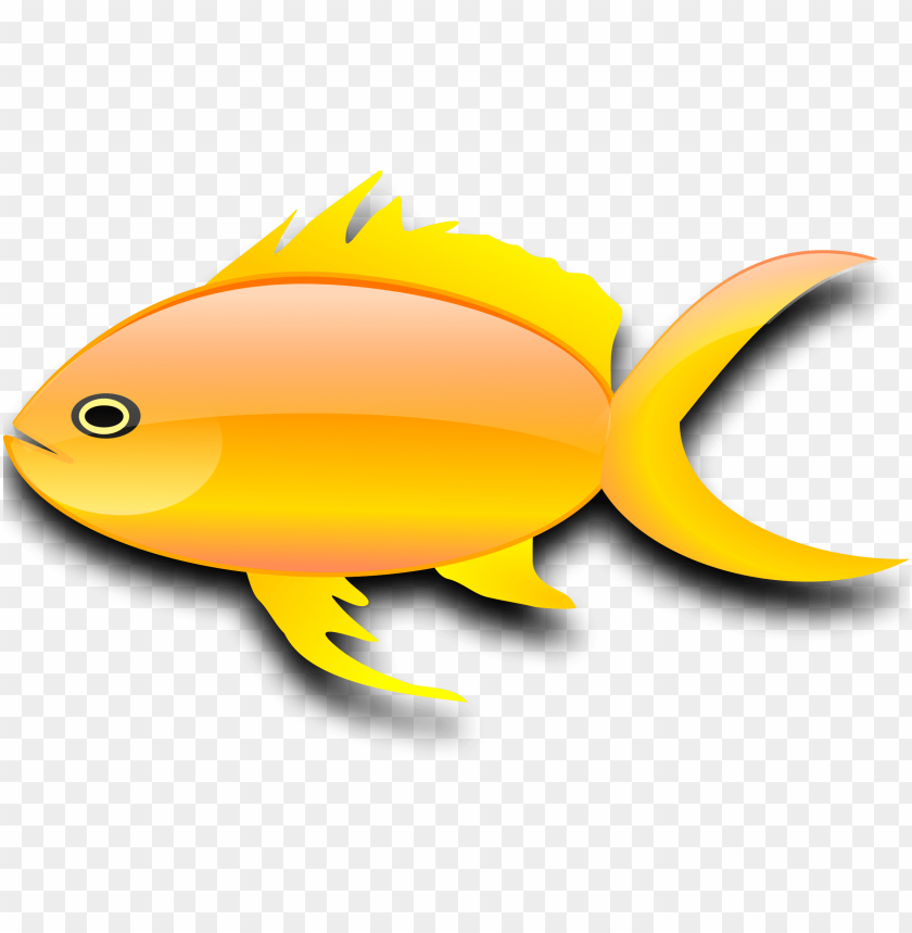 free PNG clip art gold transprent png free download - gold fish clip art PNG image with transparent background PNG images transparent