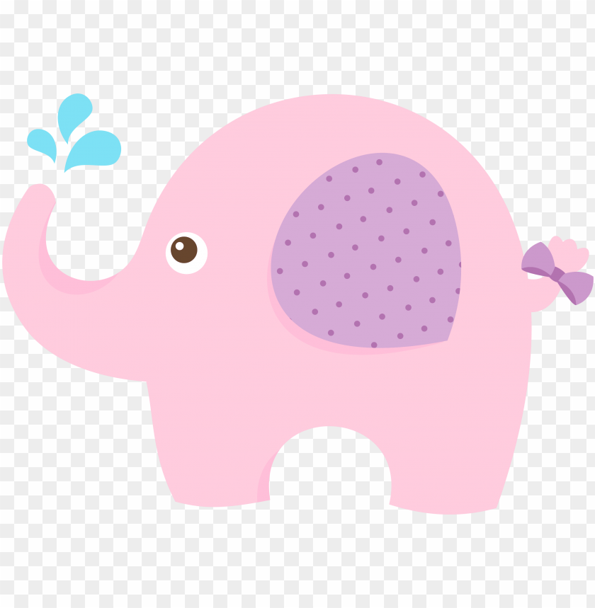 free PNG clip art royalty free library infant clip art elephants - pink baby elephant clipart PNG image with transparent background PNG images transparent