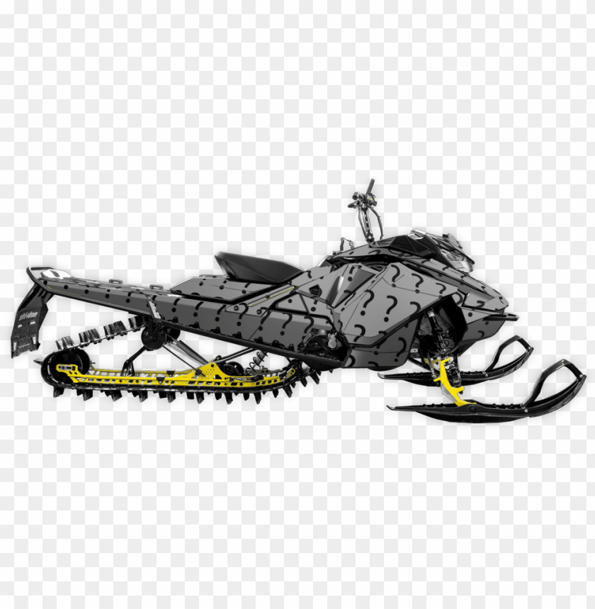 free PNG clip art royalty free stock your own ski doo xp motowrap - ski doo freeride 2018 PNG image with transparent background PNG images transparent