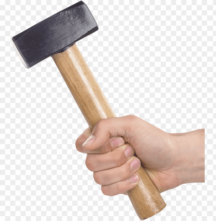 free PNG clip free download hand holding transparent png stickpng - hand hammer PNG image with transparent background PNG images transparent