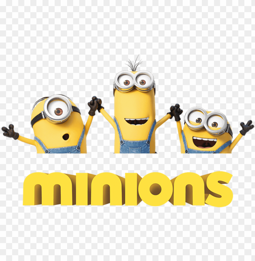 clip freeuse download minions png for free download - minions logo PNG image with transparent background@toppng.com