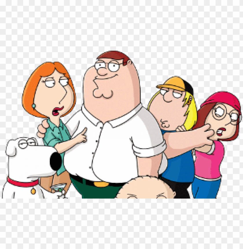free PNG clip royalty free download character for free download - family guy family PNG image with transparent background PNG images transparent