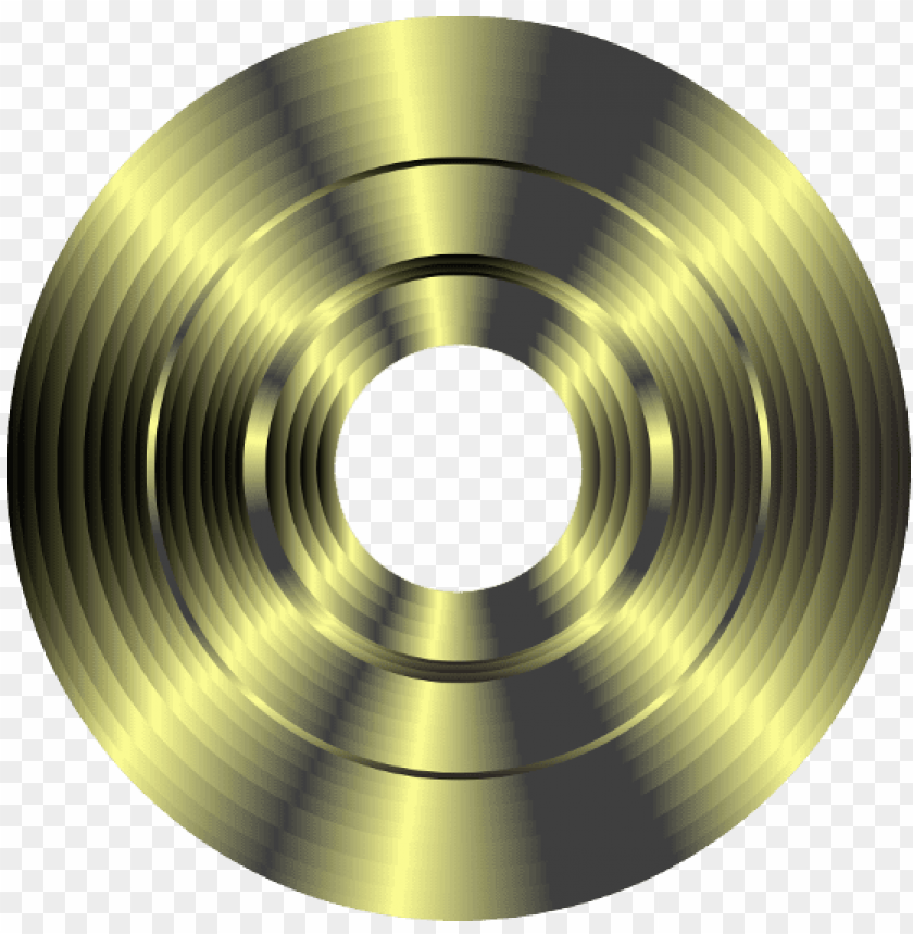 free PNG clip royalty free phonograph royalty free clip art - vector cd oro PNG image with transparent background PNG images transparent
