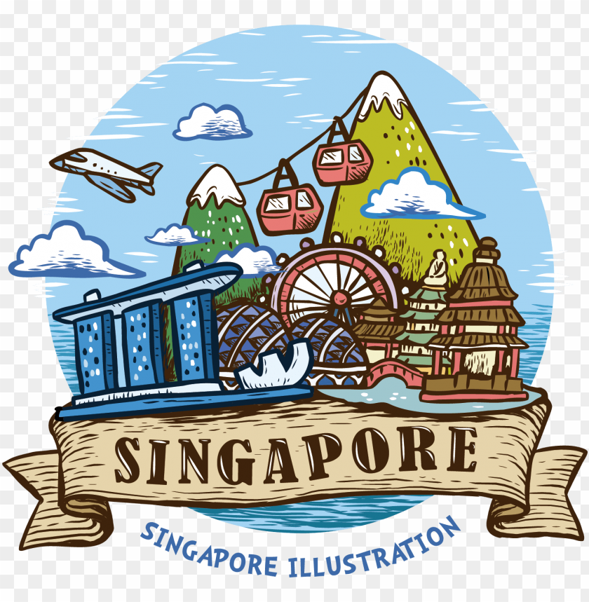 free PNG clip technology vector art graphic download - singapore merlion clipart PNG image with transparent background PNG images transparent