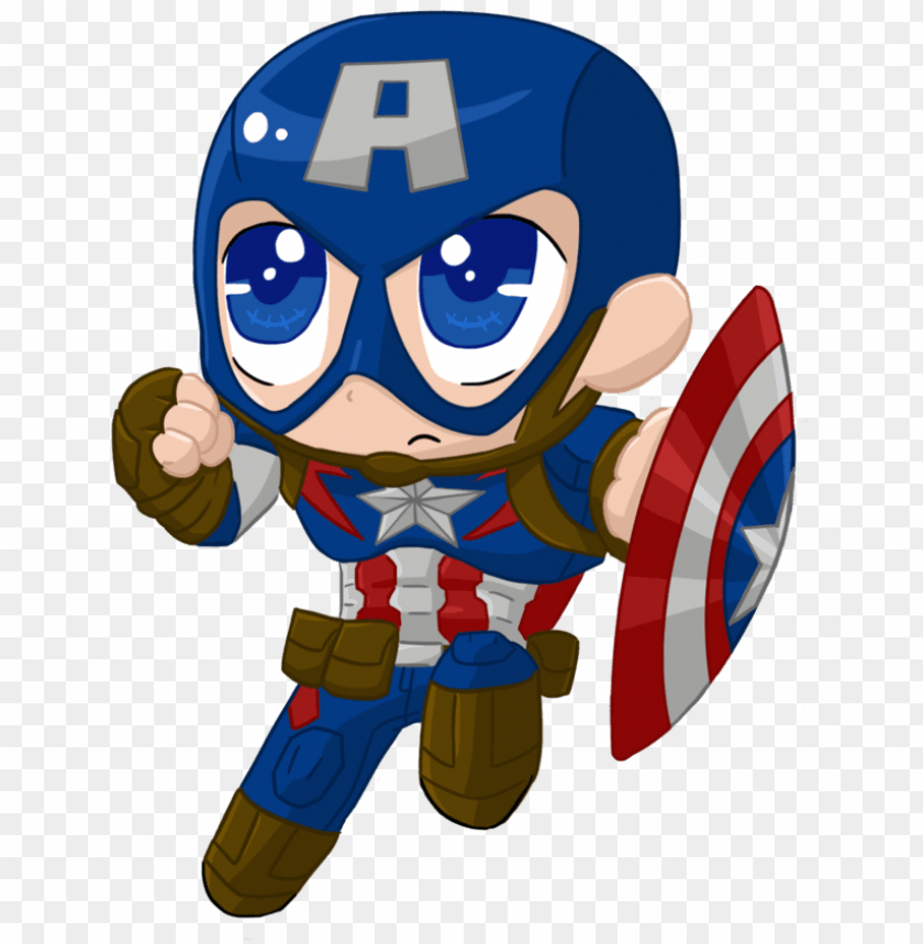 clip transparent library captainamerica aou chibi by baby captain america png image with transparent background toppng baby captain america png image