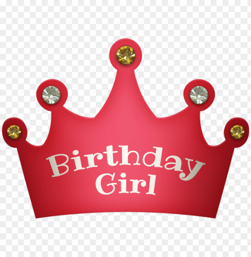 free PNG clipart aniversário happy birthday girls, happy birthday - happy 30th birthday crown transparent PNG image with transparent background PNG images transparent
