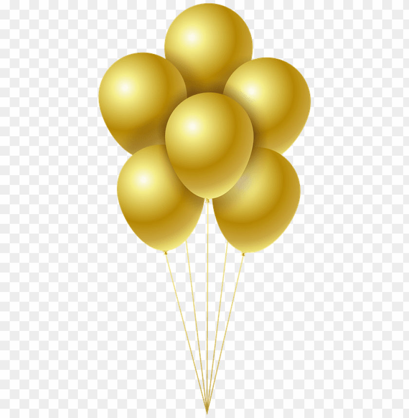 free PNG clipart balloons carnival - balloons transparent clipart gold balloons PNG image with transparent background PNG images transparent